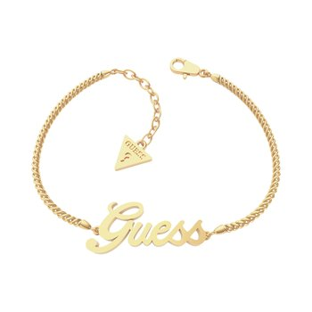 GUESS bracelet with logo