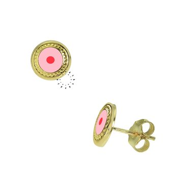 SAVVIDIS 14ct Gold Earrings