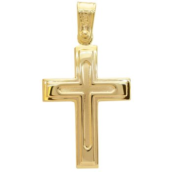 Cross 14ct Gold SAVVIDIS