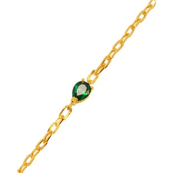 Bracelet KIKI 925 Gold plated