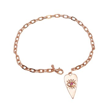 Bracelet KIKI 925 Rose Gold