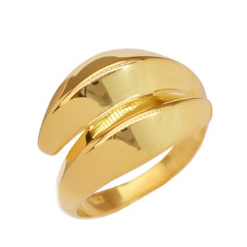 Ring KIKI 925 Gold plated
