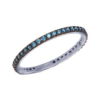 Eternity Ring 14ct white gold