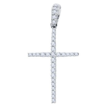 Cross 14ct Whitegold with