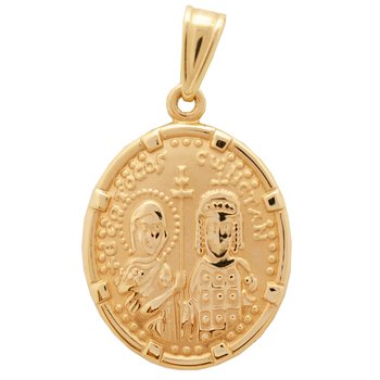 Charm 14ct gold SAVVIDIS