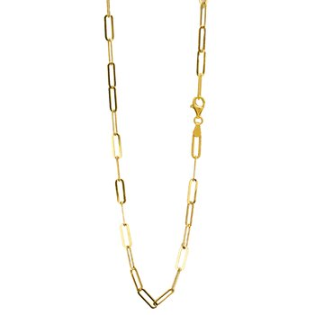 Necklace KIKI 925 Gold plated