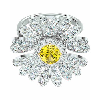 SWAROVSKI Yellow Eternal