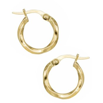 Earrings 9ct gold SAVVIDIS