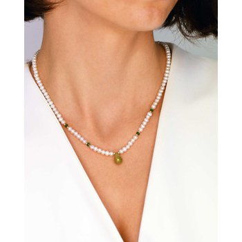 Necklace Natura 14ct Gold