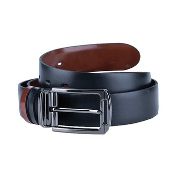 Double Face Leather Belt