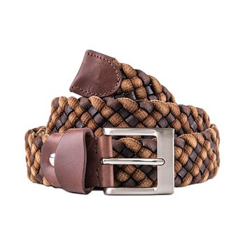 Vintage Braided Belt
