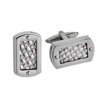 Stainless steel Cuff Links by