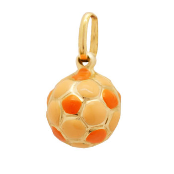 Pendant ball 14ct gold