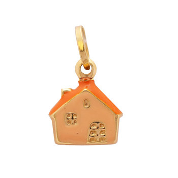 Pendant home 14ct gold