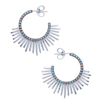 Earrings KIKI 925 Sterling