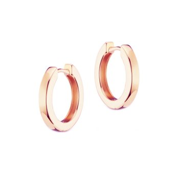 Earrings 14ct rose gold