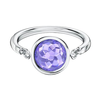 SWAROVSKI Tahlia Purple Ring