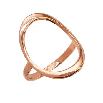 Ring 14ct rose gold SAVVIDIS