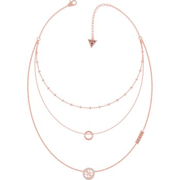 Necklace by GUESS with Zircon