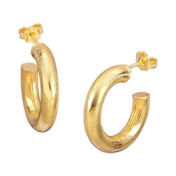 Earrings KIKI 925 Gold plated