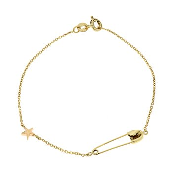 Bracelet 14ct Gold by FaCaDoro