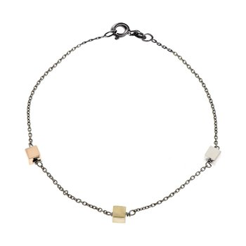 Bracelet 14ct Gold, Rose Gold