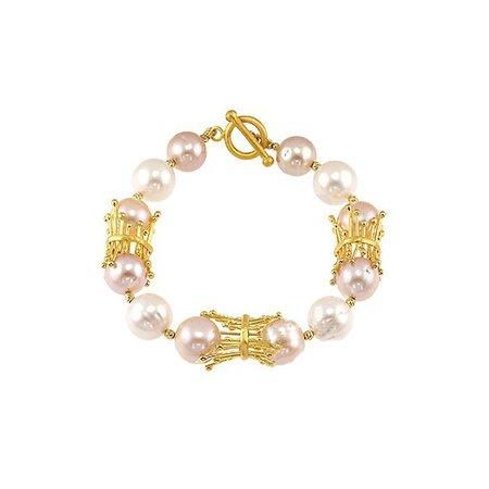8d94788eb6 Βραχιόλι 18 καράτια Χρυσό με Μαργαριτάρια Antigoni Jewellery - kosmima.gr